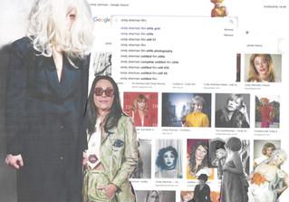 Cindy Sherman on the Veneer of Fashion