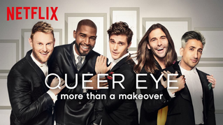 Queer Eye: The Colour We Need Right Now
