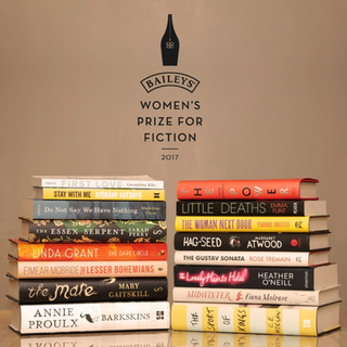 In Praise of the Baileys Prize on International Women's Day