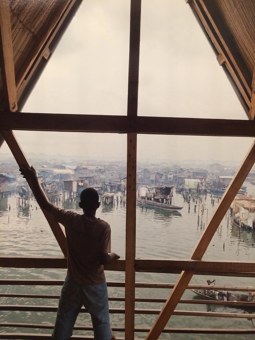 Makoko Floating School, Nigeria 2013, NLE architects
