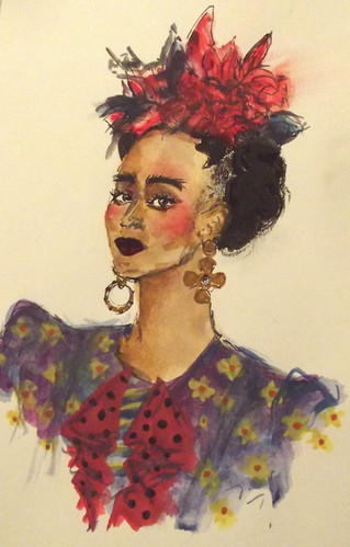 Make feminist art history chic again
