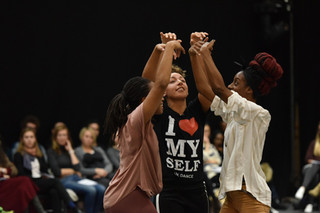 Student Insights: 'Taking Shape – Young Choreographers in Rehearsal'