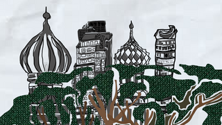 Architecture Week: Invisible Cities