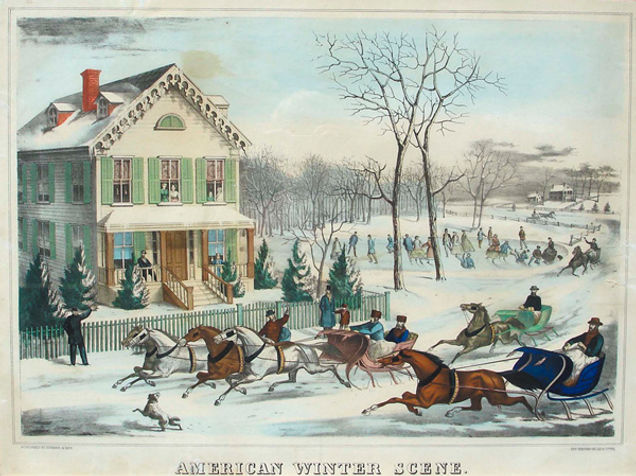 american-winter-scene source-currier and