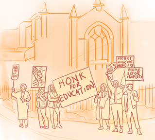 Pay and Pensions: The UCU Strike