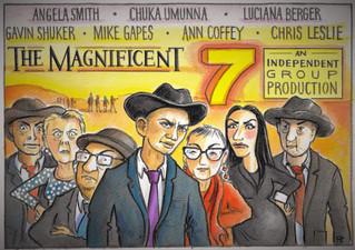The Magnificent Seven: The Birth of The Independent Group