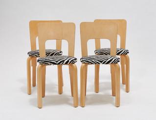 A Hidden Gem: Alvar Aalto's Stolar Chair