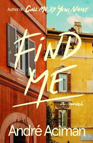 Find Me: A Book Review