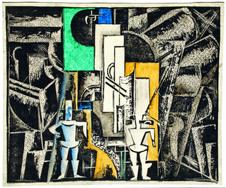 Chagall, Lissitzky, Malevich: The Russian Avant-Garde in Vitebsk, 1918-1922 at Centre Pompidou