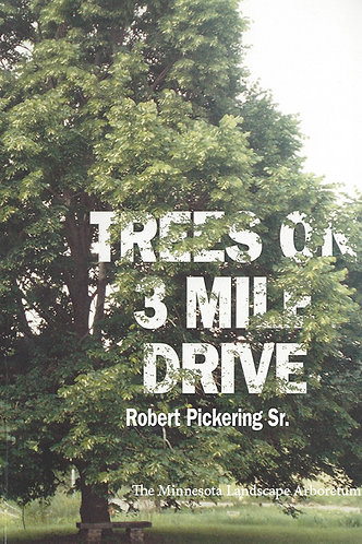 Trees of 3 Mile Drive (Digital Book)