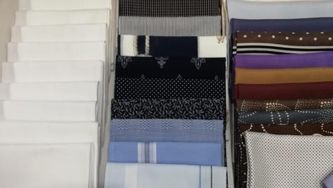 как складывать вещи в шкафу