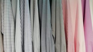Организация хранения одежды в гардеробе