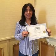 silver service sertificate