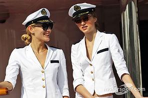 персонал яхты требуется