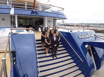 экипаж яхты подбор