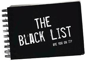 черный список домашнего персонала