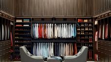 организация одежды в гардеробной