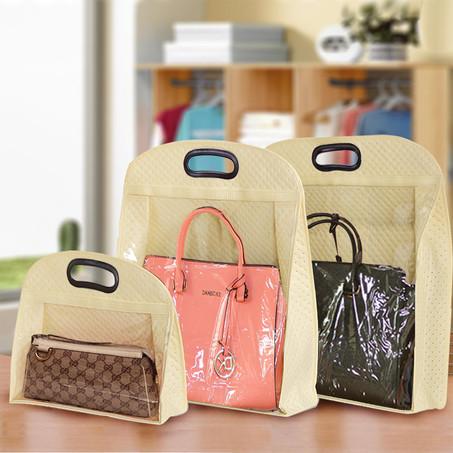 Как хранить сумки в гардеробной