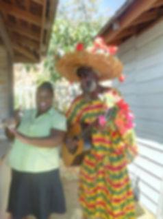 Mama Georgia Jamaica
