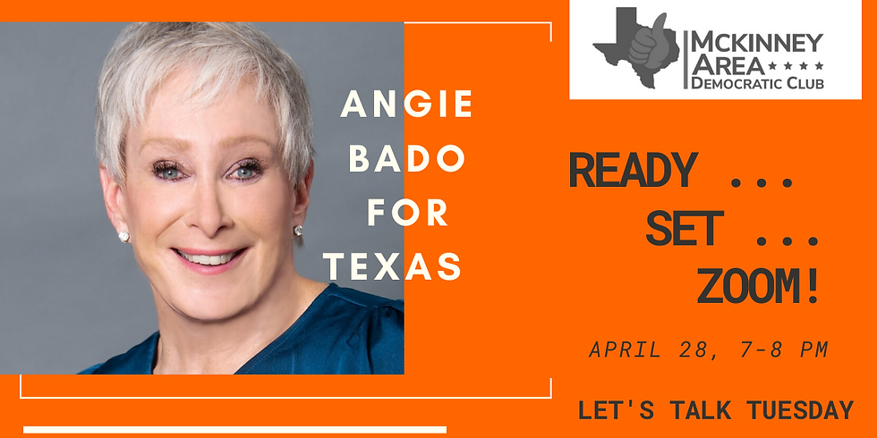 Let's Talk Tuesday With Angie Bado for TX