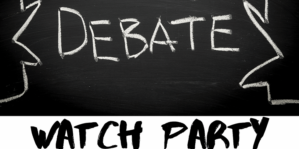 MADC Debate Watch Party