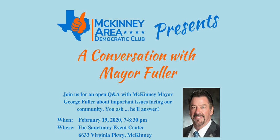 A Conversation with Mayor Fuller