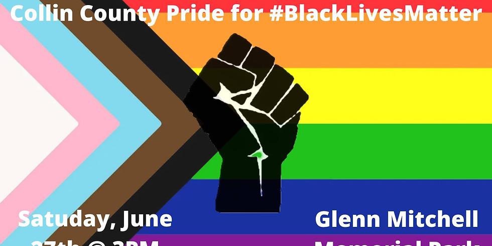 CC Rally:  Pride for #BlackLives Matter