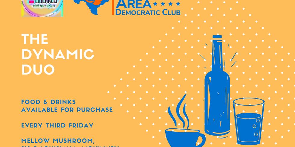 MADC/Living Liberally January Social Event