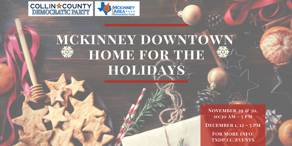 McKinney Home for the Holidays