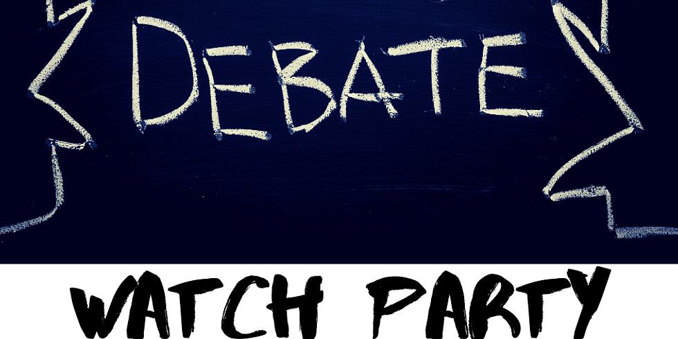 McKinney Democrats Debate Watch Party