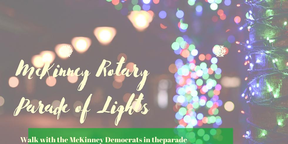 McKinney's Annual Parade of Lights