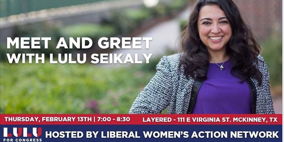 Meet CD3 Candidate Lulu Seikaly