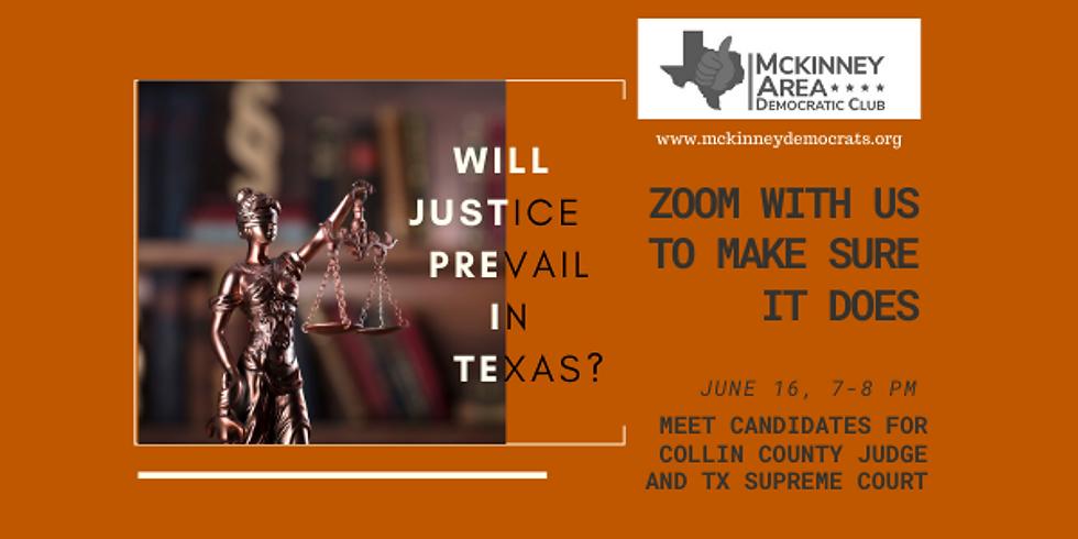 Justice in Texas