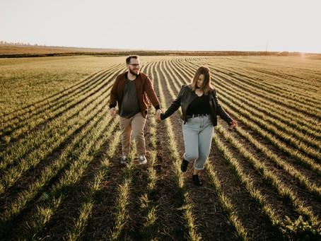 Lucas & Aline Dreher - Ensaio de casal