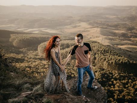 Pré wedding - Hélen e Lucas
