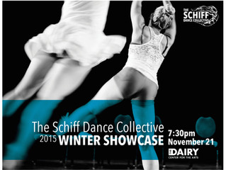 The Schiff Dance Collective Winter Showcase - Nov. 21st