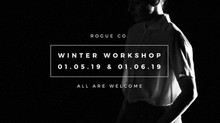 WINTER WORKSHOP - JAN 5 & 6