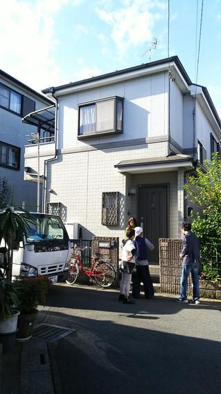 埼玉県春日部市 緑町 Y邸 現地調査