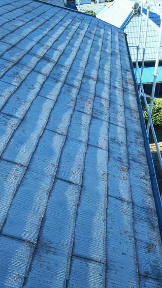 埼玉県松伏町 N様邸 屋根塗装完工