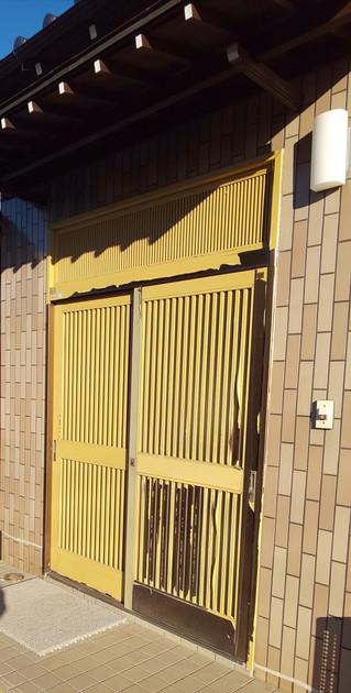 埼玉県 吉川市 上内川 O様邸 玄関ドア取付工事