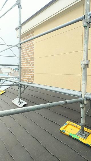埼玉県 松伏町 ゆめみ野 K様邸 外壁 屋根塗装