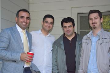 Nobel Prize Celebration at Turkish House