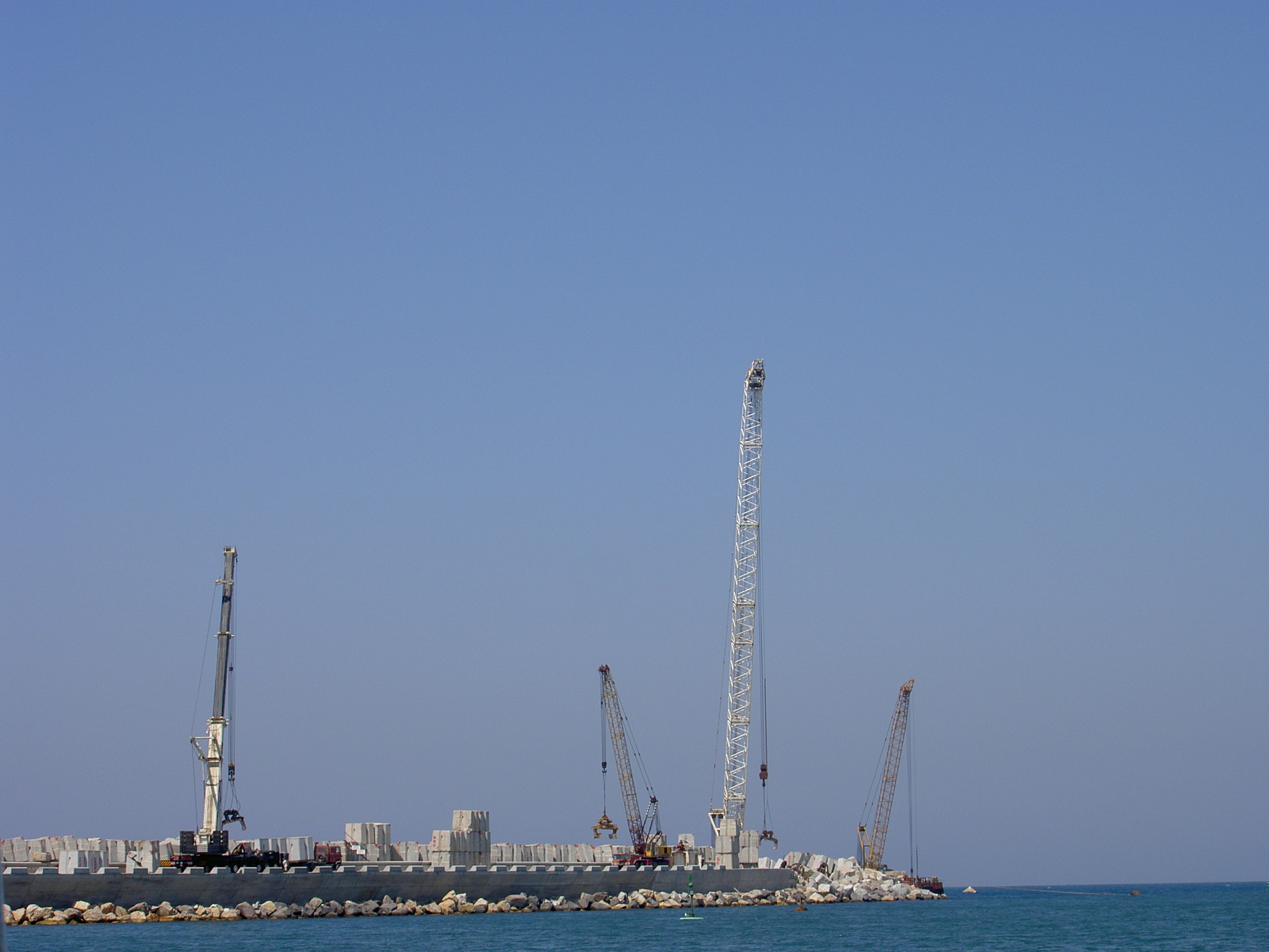 Jubilee Port Expansion - Ashdod