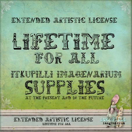 Extended Artistic Licenses + edit