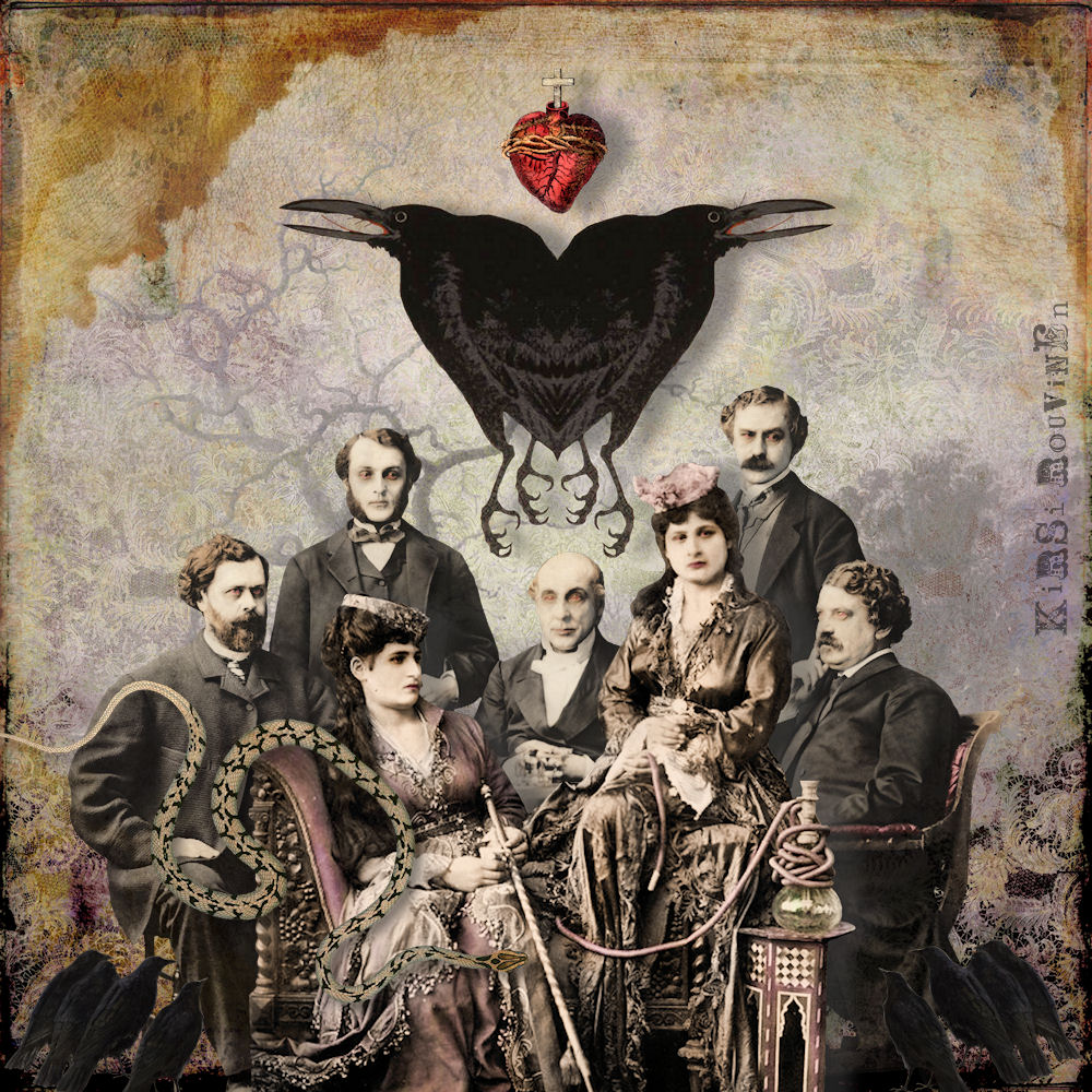 4 Feet Raven Society