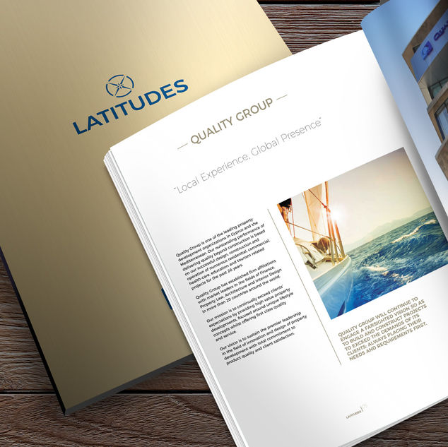 QUALITY GROUP BROCHURE DESIGN