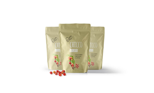 CHICCO DI CAFFEE PACKAGING PRACTICE