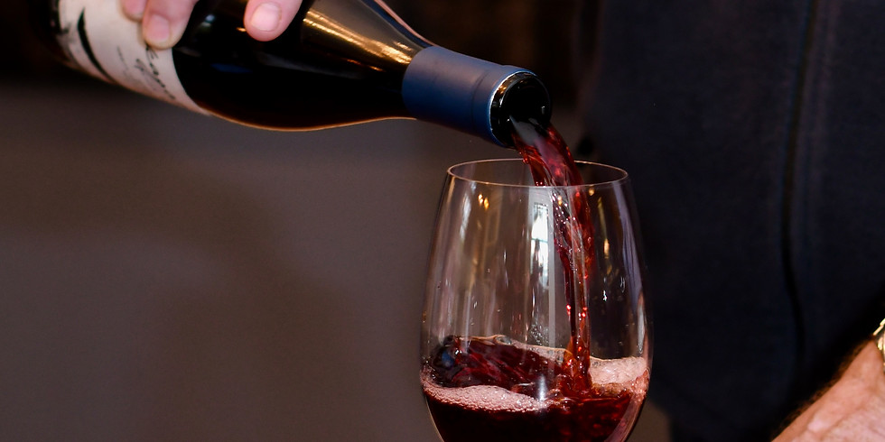 SATURDAY AFTERNOON WINEMAKER'S SERIES:Pinot Passages