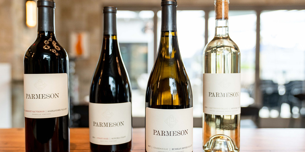 PARMESON WINE DINNER