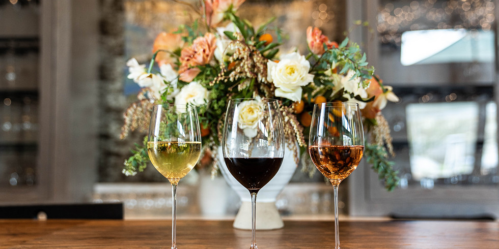 MOTHER'S DAY BLIND TASTING EXPERIENCE